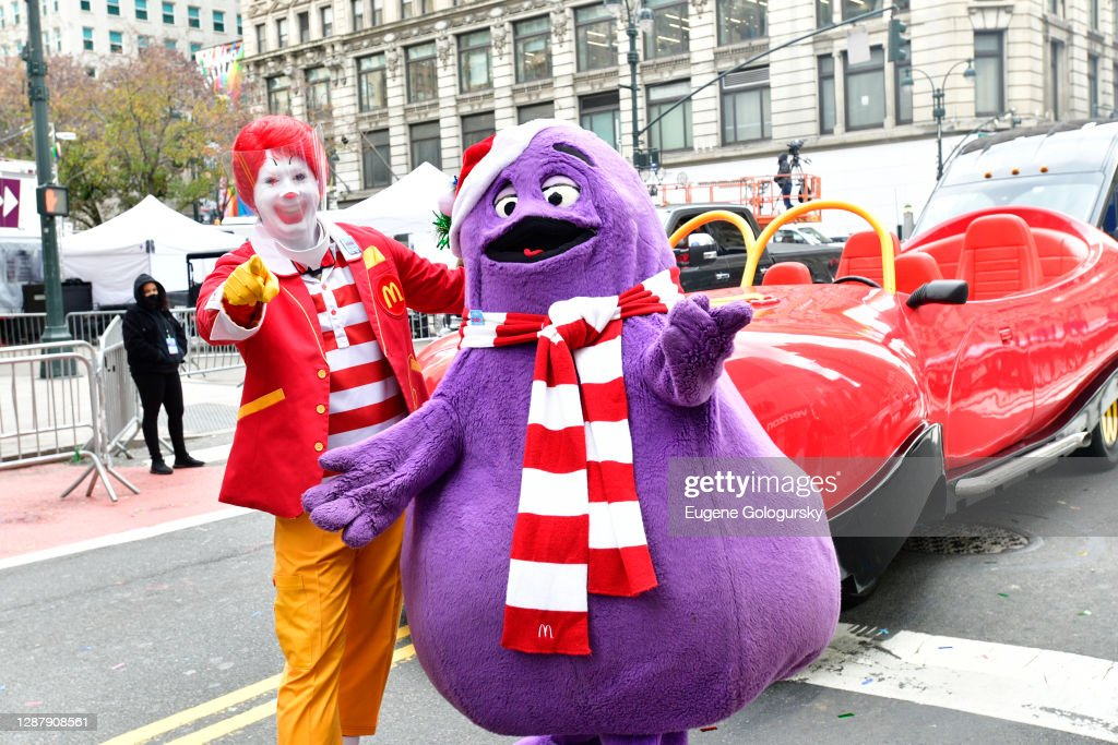 The World-Famous Macy's Thanksgiving Day Parade® Kicks Off The Holiday Season For Millions Of Television Viewers Watching Safely At Home : News Photo