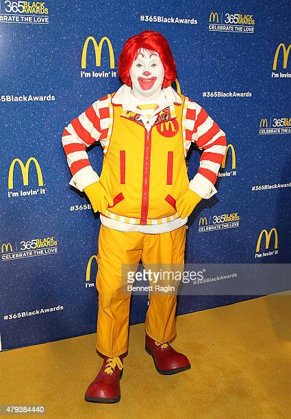 Ronald McDonald attends the 2015 365 Black Awards at Ernest N Morial Convention Center on July 3 2015 in New Orleans Louisiana