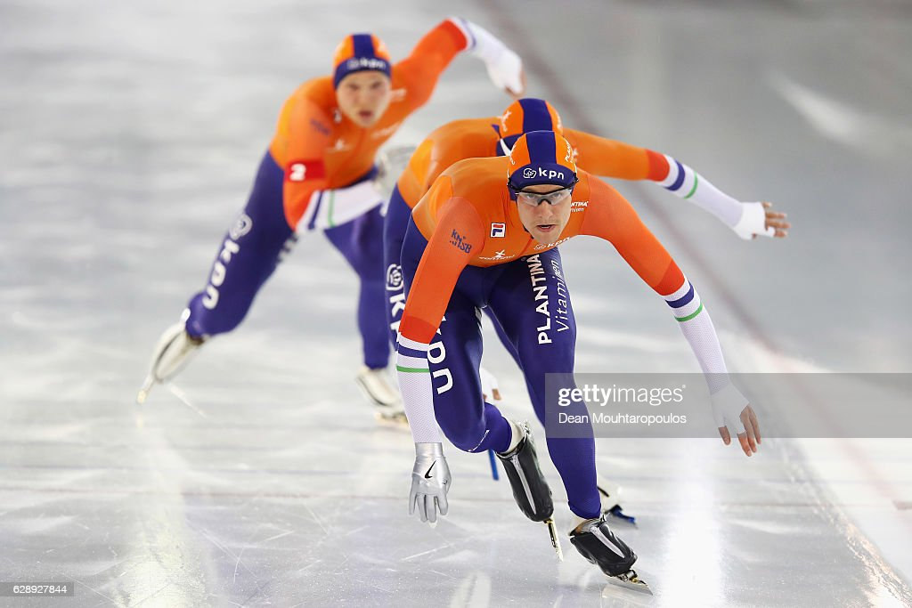 ISU World Cup Speed Skating - Heerenveen Day 2