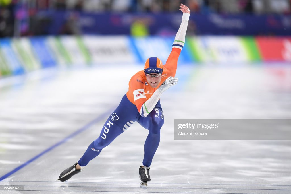 ISU World Single Distances Speed Skating Championships - Gangneung - Day 2