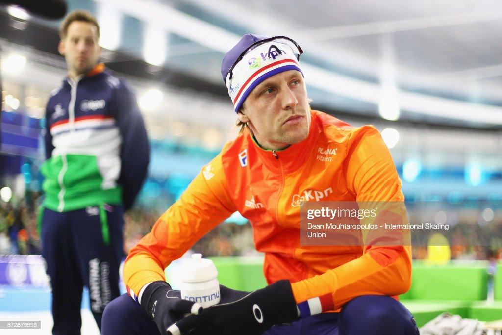 ISU World Cup Speed Skating - Heerenveen