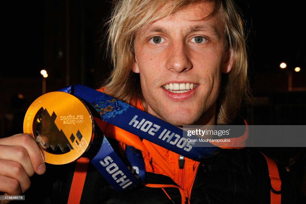 Welcome Home Reception Held For Dutch Winter Olympic Athletes