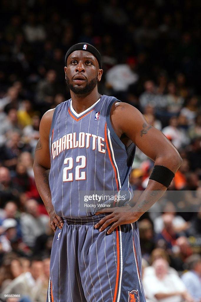 Charlotte Bobcats v Golden State Warriors