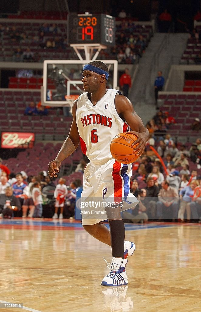 photo about Detroit Pistons Printable Schedule identified as Ronald Murray of the Detroit Pistons moves the ball in the course of
