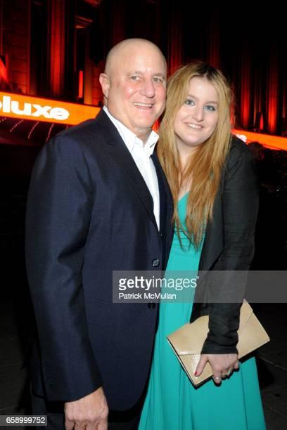 Ronald Perelman and Samantha Perelman attend VANITY FAIR Tribeca Film Festival Opening Night Dinner Hosted by ROBERT DE NIRO, GRAYDON CARTER and...