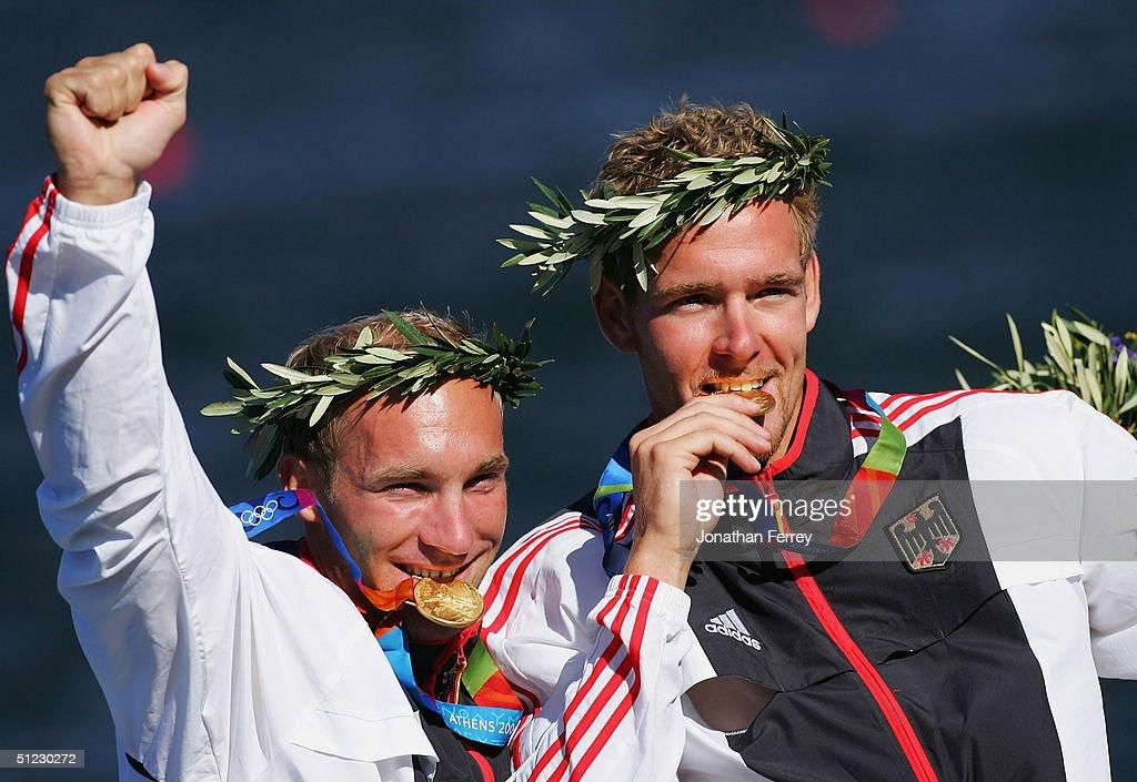 Mens K2 Flatwater 500m Finals : News Photo