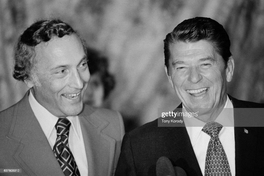 Ronald Reagan Laughing