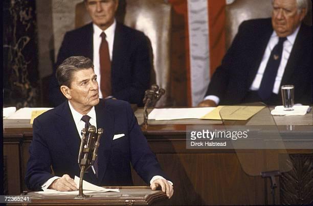 Ronald Reagan State of the Union speech