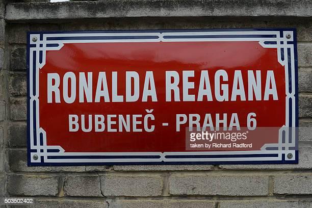 Ronald Reagan Street