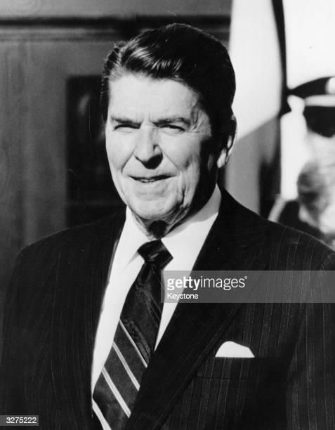 Ronald Reagan the 40th American President