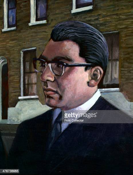 Ronald Ronnie Kray 2013 In this contemporary painting he is imagined in front of his parent's house in Vallance Road Bethnal Green It was from these...