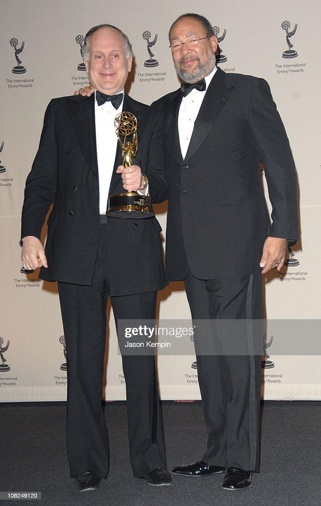 The 34th International Emmy Awards Gala - Press Room - November 20, 2006