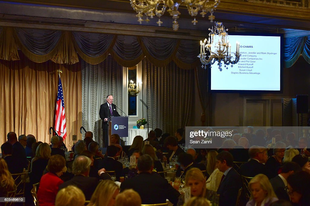 Alzheimer's Drug Discovery Foundation Seventh Annual Fall Symposium & Luncheon