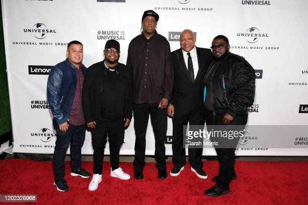 """Ronald """"Slim"""" Williams of Cash Money attends the 2020 Grammy after party hosted by Universal Music Group on January 26, 2020 in Los Angeles,..."""
