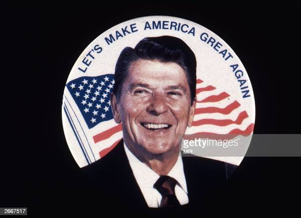 Ronald Wilson Reagan, the 40th president of the United States. A former actor and president of the Screen Actors Guild, he was elected governor of...