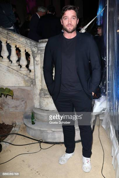 Ronald Zehrfeld attends the German Reception during the 70th annual Cannes Film Festival at Villa Rothschild on May 20 2017 in Cannes France