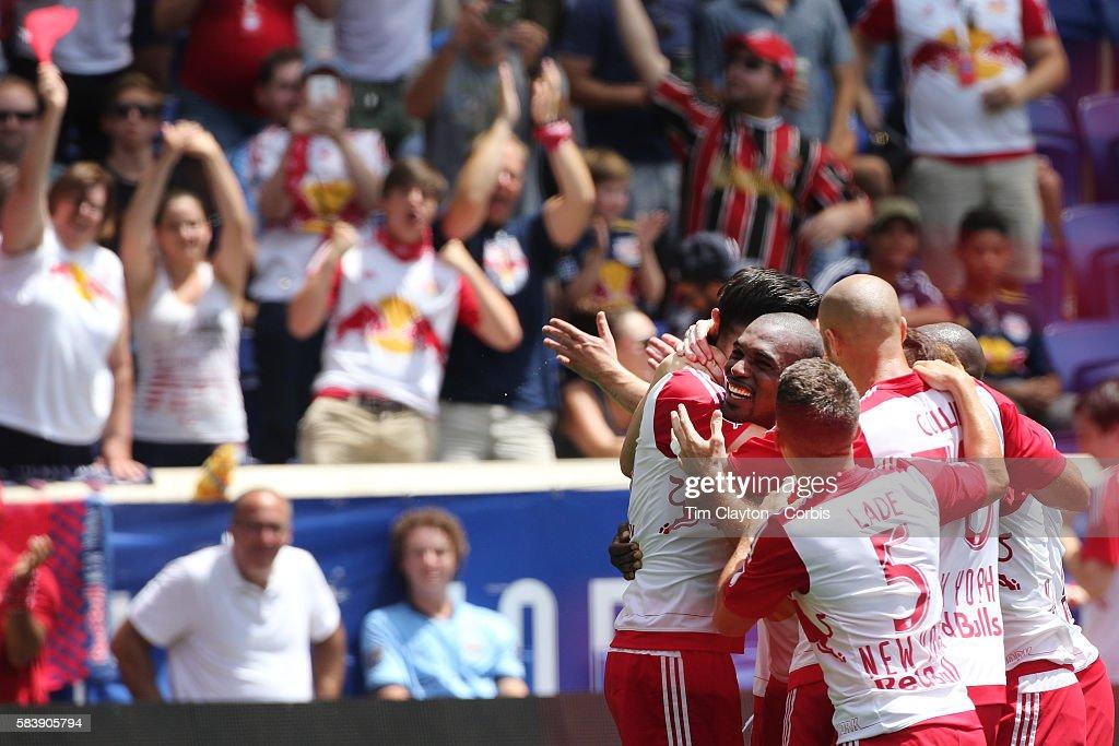 New York Red Bulls Vs New York City FC : News Photo