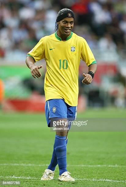Ronaldinho Sportler Fußball Brasilien FIFA WM 2006
