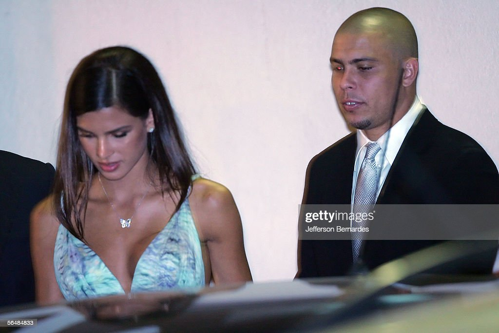 Image result for brazil ronaldo  with Raica Oliveira