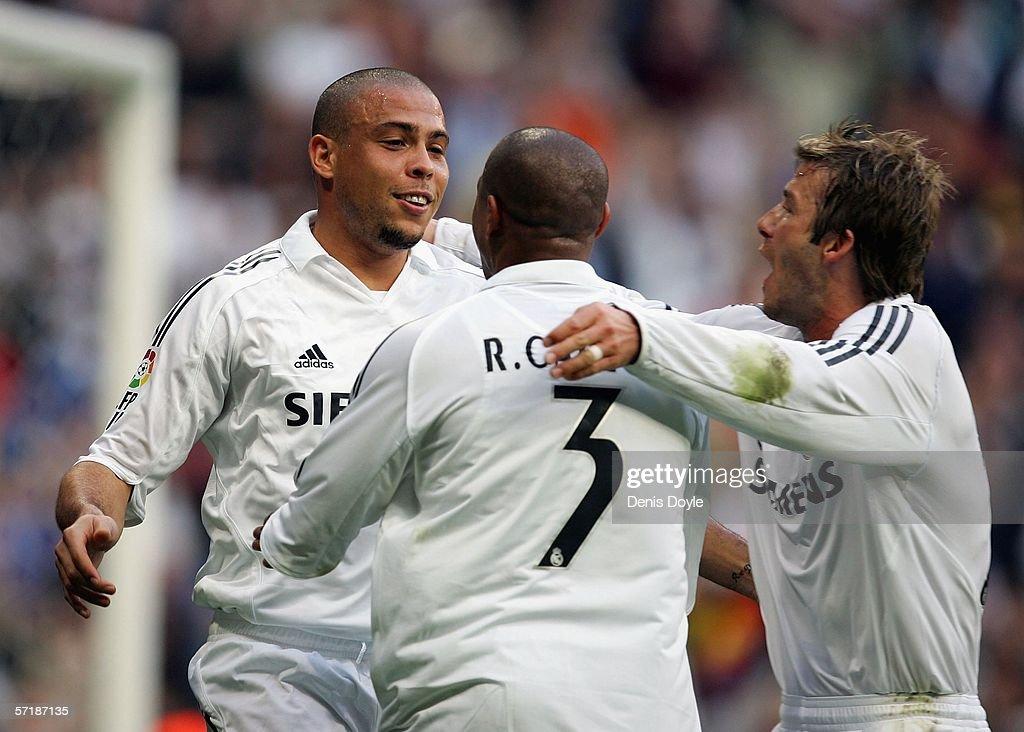 Real Madrid v Deportivo La Coruna : News Photo