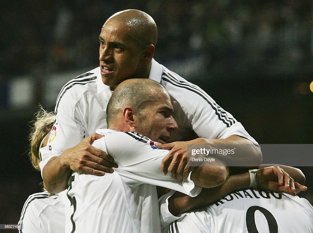 Real Madrid v Getafe : News Photo