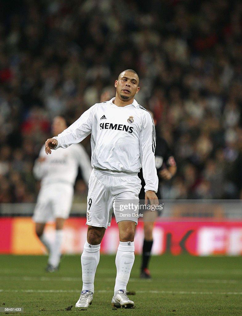 Real Madrid v Osasuna : News Photo
