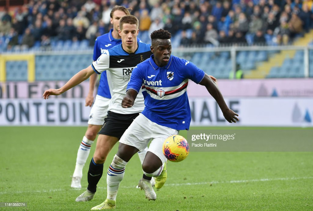 UC Sampdoria v Atalanta BC - Serie A : News Photo