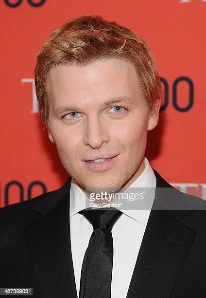 Ronan Farrow attends the 2014 Time 100 Gala at Frederick P Rose Hall Jazz at Lincoln Center on April 29 2014 in New York City