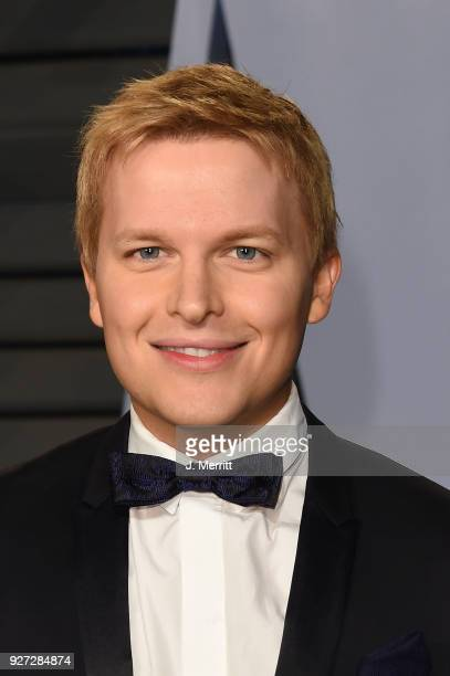 Ronan Farrow attends the 2018 Vanity Fair Oscar Party hosted by Radhika Jones at the Wallis Annenberg Center for the Performing Arts on March 4 2018...