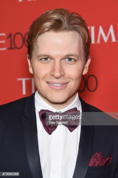 Ronan Farrow attends the Time 100 Gala at Frederick P Rose Hall Jazz at Lincoln Center on April 25 2017 in New York City