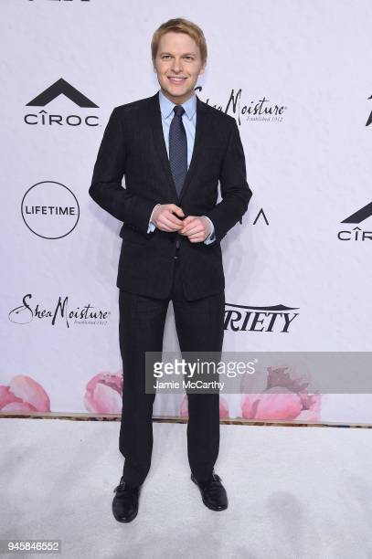 Ronan Farrow attends Variety's Power of Women: New York at Cipriani Wall Street on April 13, 2018 in New York City.