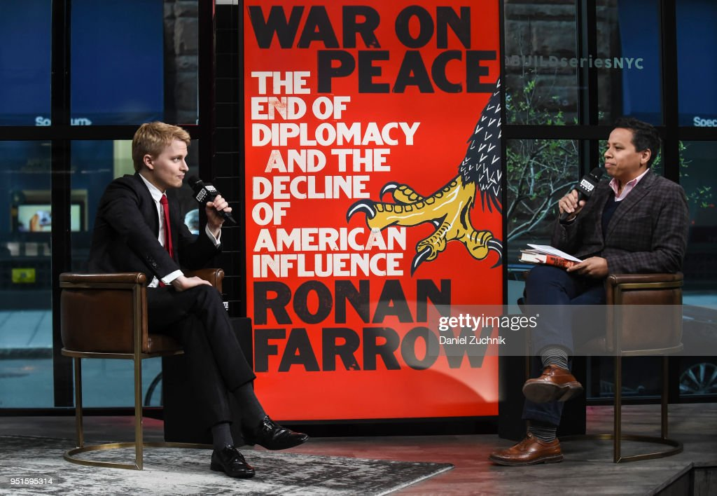 Image result for Ronan Farrow's Book