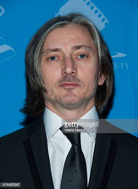Ronan Hill attends the 50th Annual CAS Awards From The Cinema Audio Society at Millennium Biltmore Hotel on February 22 2014 in Los Angeles California