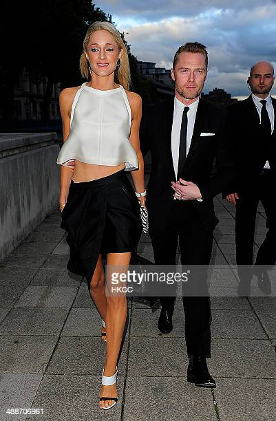 Ronan Keating and his Girlfriend Storm Keating attend Gabrielle's Angel Foundation for Cancer Research UK hosts its third annual 'Gabrielle's Gala'...