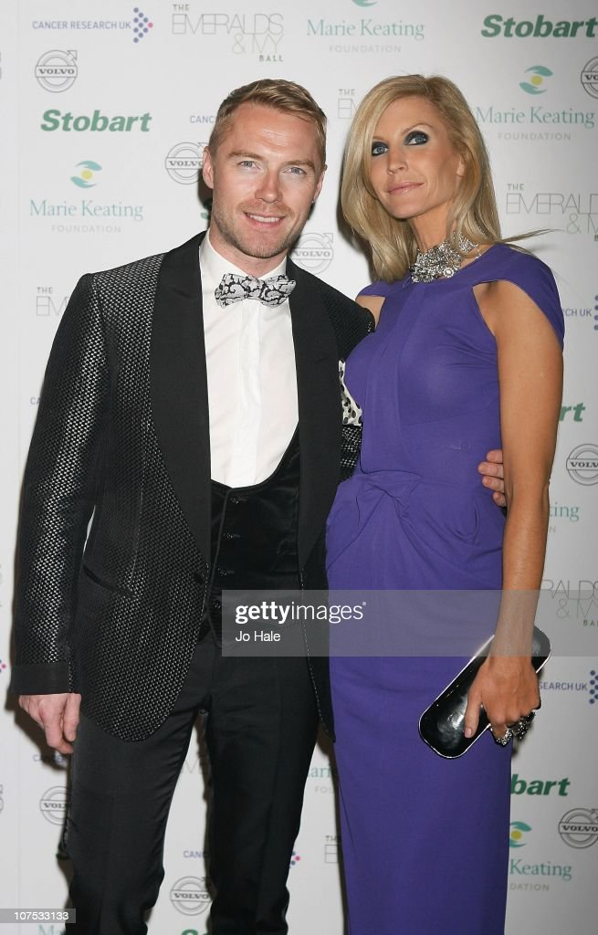 The Emeralds And Ivy Ball - Arrivals