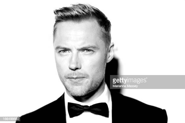 Ronan Keating arrives at The Ivy on November 16 2012 in Sydney Australia for the Emerald and Ivy Ball