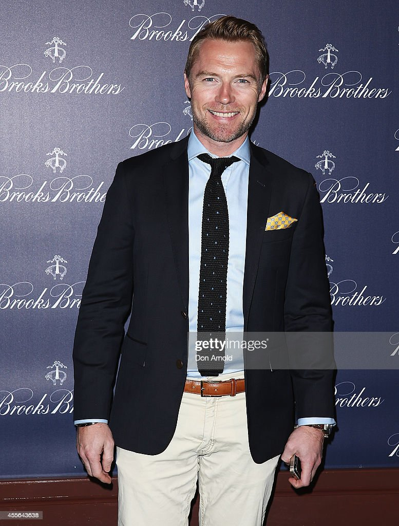 Brooks Brothers Store Opening Night - Arrivals