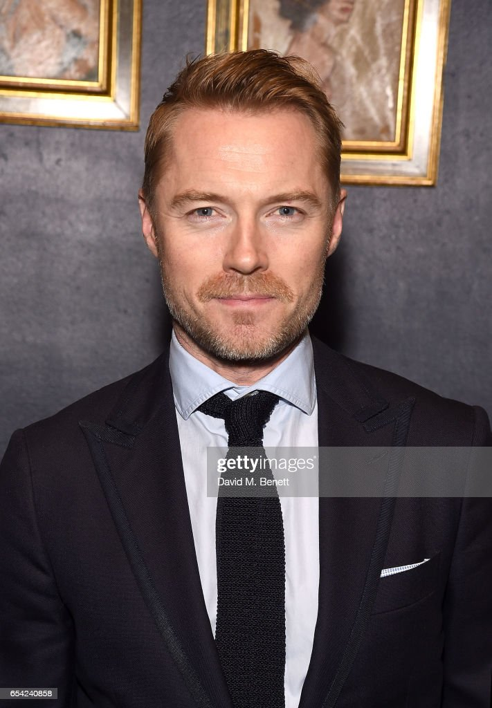 Ronan Keating attends an after party following the World Premiere of 'Another Mother's Son' at Cafe de Paris on March 16, 2017 in London, England.