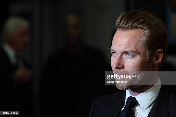Ronan Keating attends the UK premiere of WE at ODEON Kensington on January 11 2012 in London England