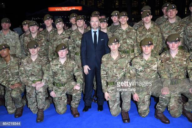 Ronan Keating attends the World Premiere of 'Another Mother's Son' at the Odeon Leicester Square on March 16 2017 in London England