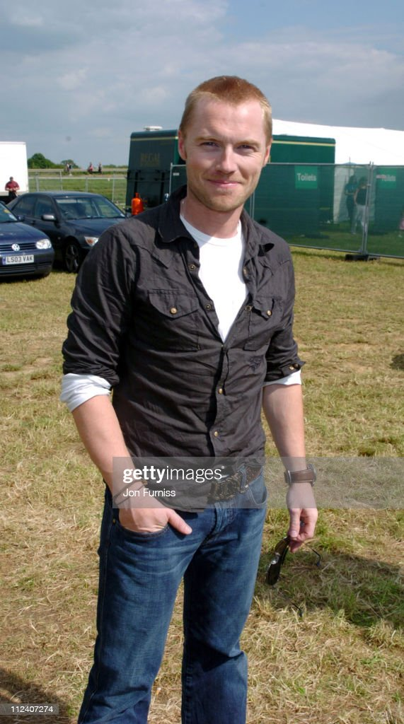 2004 Invicta FM Party In The Park With O2 Music - Backstage