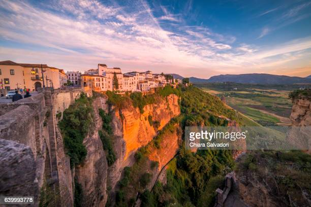 ronda, andalusia - andalusia stock pictures, royalty-free photos & images