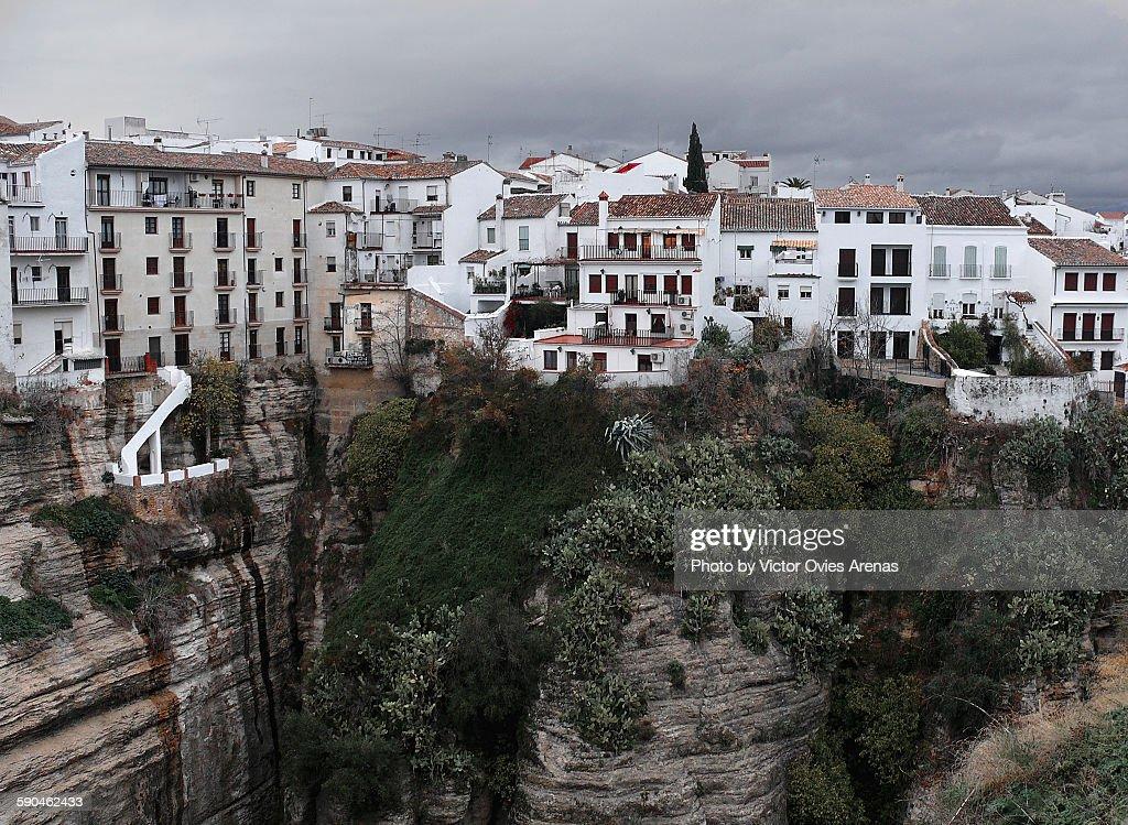 Ronda, Malaga, Spain. : Foto de stock