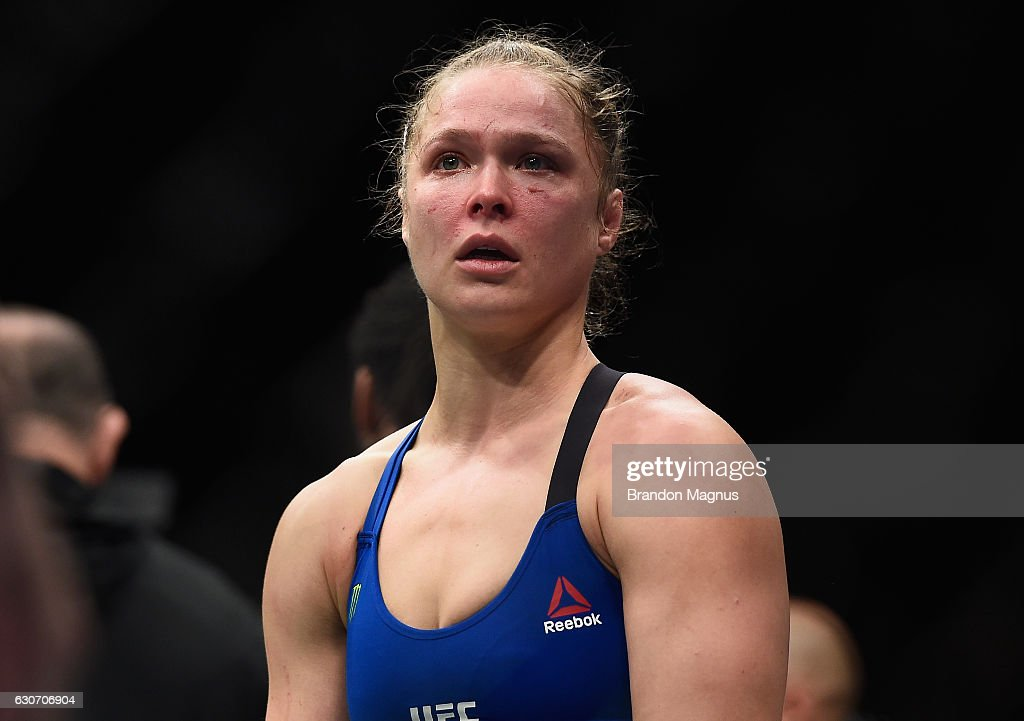 UFC 207: Nunes v Rousey : News Photo