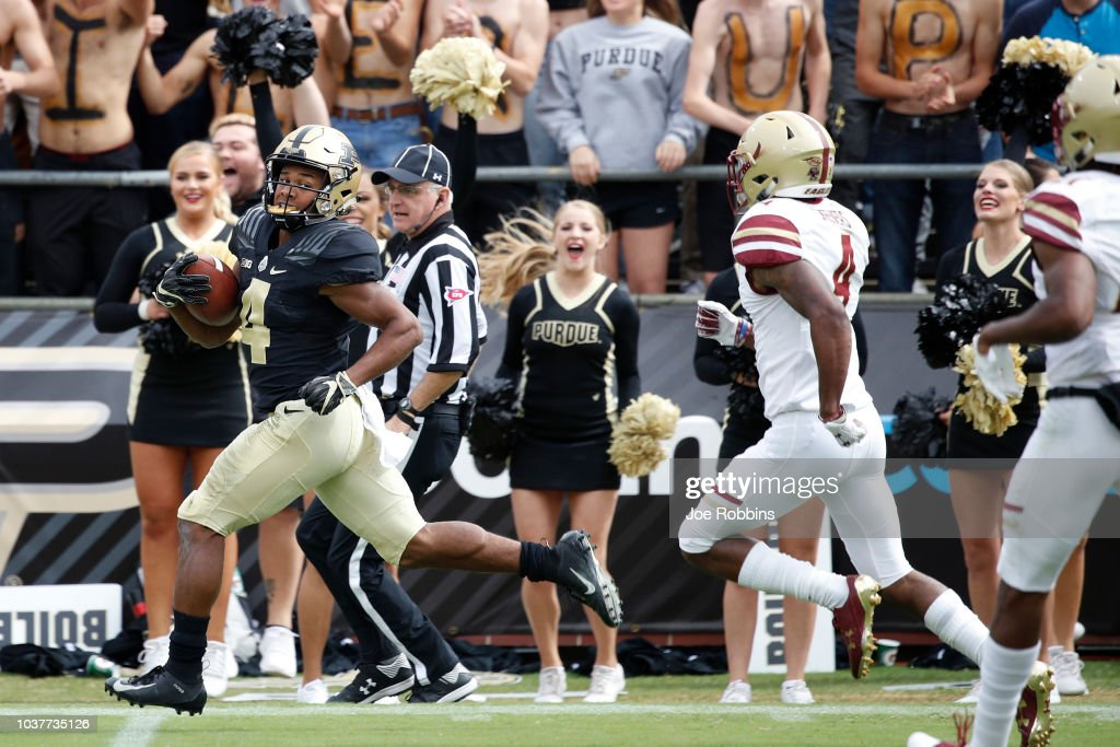 Boston College v Purdue