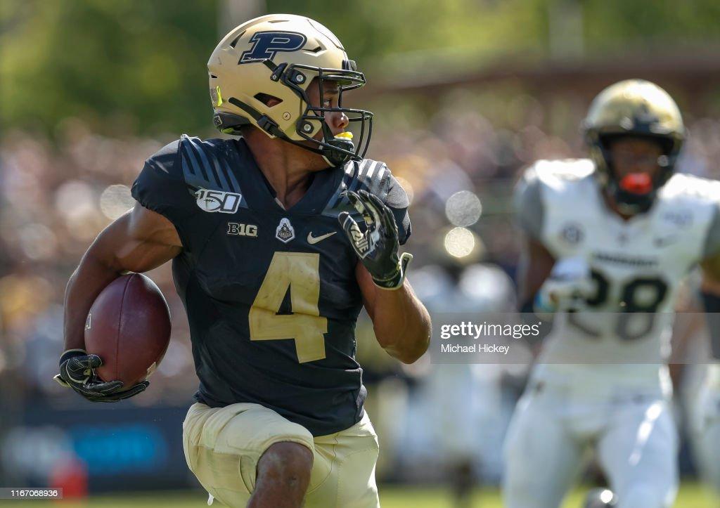 Vanderbilt v Purdue : News Photo