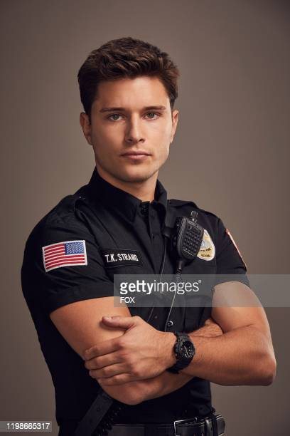 Ronen Rubenstein as TK Strand in 911 LONE STAR debuting in a special twonight series premiere Sunday Jan 19 following the NFC CHAMPIONSHIP GAME and...