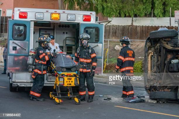Ronen Rubenstein in the Studs episode of 911 LONE STAR airing Monday Feb 10 on FOX