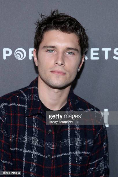 Ronen Rubinstein attends Entertainment Weekly Celebrates Screen Actors Guild Award Nominees sponsored by L'Oreal Paris Cadillac And PopSockets at...