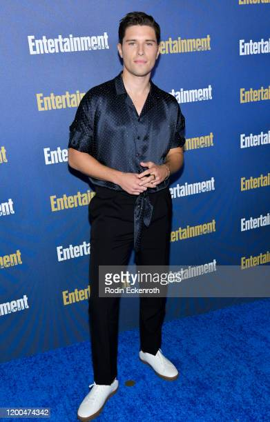 Ronen Rubinstein attends Entertainment Weekly PreSAG Celebration at Chateau Marmont on January 18 2020 in Los Angeles California